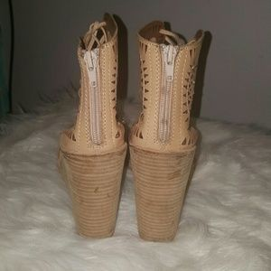 Jeffrey Campbell Shoes - ⭕Jeffrey Campbell Open Toe Wedges